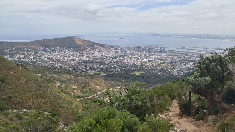 South Africa: What Table Mountain Taught Me About Self Doubt